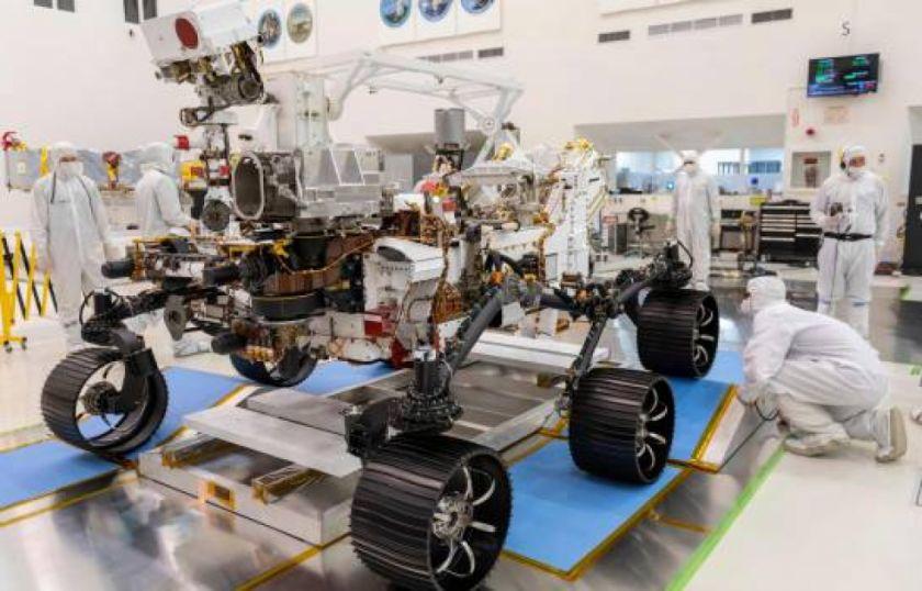 Estados Unidos, China y Emiratos calientan motores para viajar a Marte