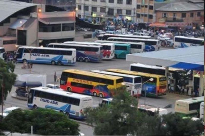 Gobernación de Chuquisaca insta a no habilitar el transporte interdepartamental por riesgo alto del coronavirus