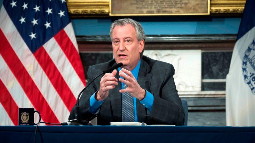 Nueva York ciudad no registra ningún muerto por COVID-19 en 24 horas