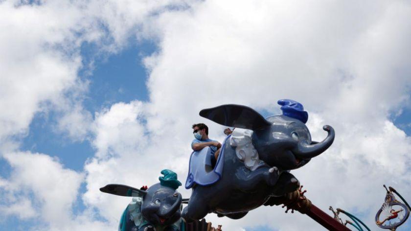 Disneylandia vuelve a cerrar su parque en Hong Kong por el rebrote