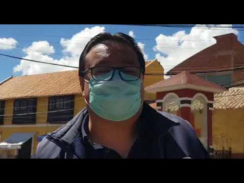 Jefe de epidemiología del Sedes da positivo a covid-19