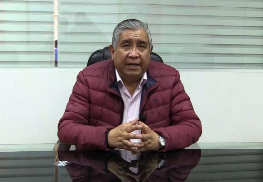 Presidente de la Federación Boliviana de Fútbol fallece afectado por Covid-19