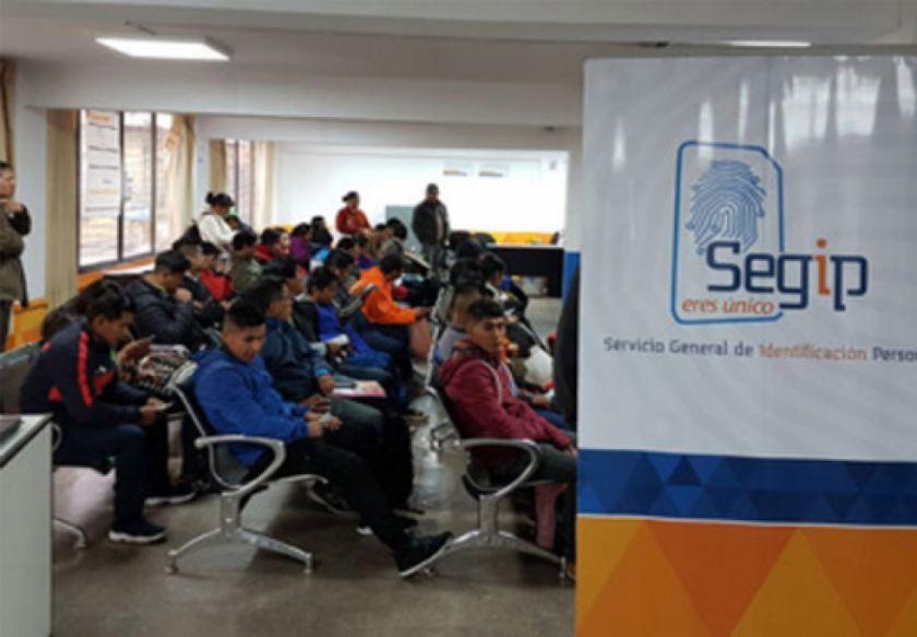 La Paz: Segip anuncia cierre temporal de oficina en Viacha por un caso de COVID-19