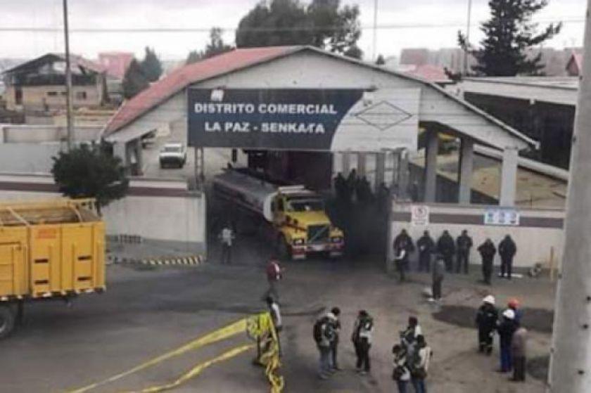 """El Ministerio de Hidrocarburos garantiza el """"suministro paulatino"""" de GLP en La Paz y El Alto"""
