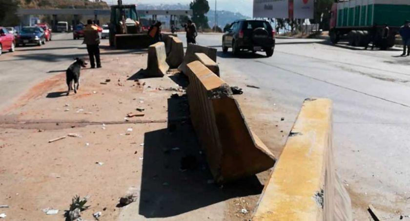 El Alto: Estiman en Bs100.000 los daños a bienes públicos tras hechos del martes