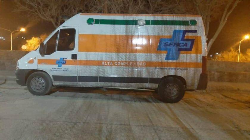 Funcionarios de Villazón no dejan pasar una ambulancia con medicamentos para el coronavirus