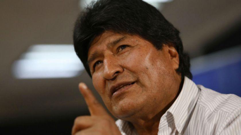 La CIDH aclara que no dio like a un tuit de Evo Morales