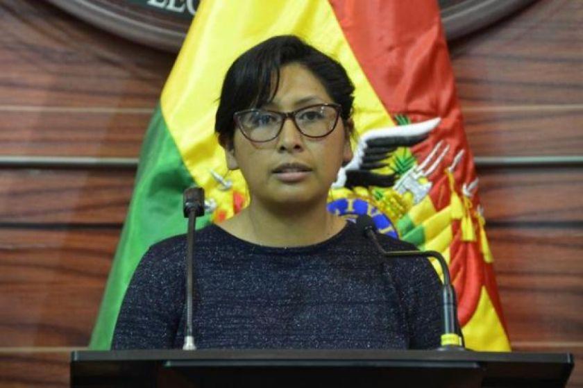 La Policía y la Fiscalía investigan difusión de un video que afecta a Eva Copa