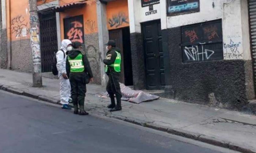 Policía hizo el levantamiento de 191 cadáveres en tres días en Bolivia