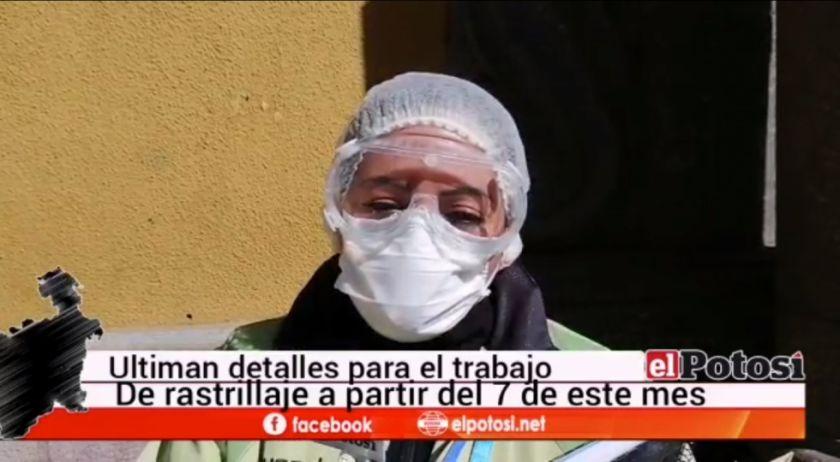 Sedes realizará la búsqueda de casos casa por casa en Potosí