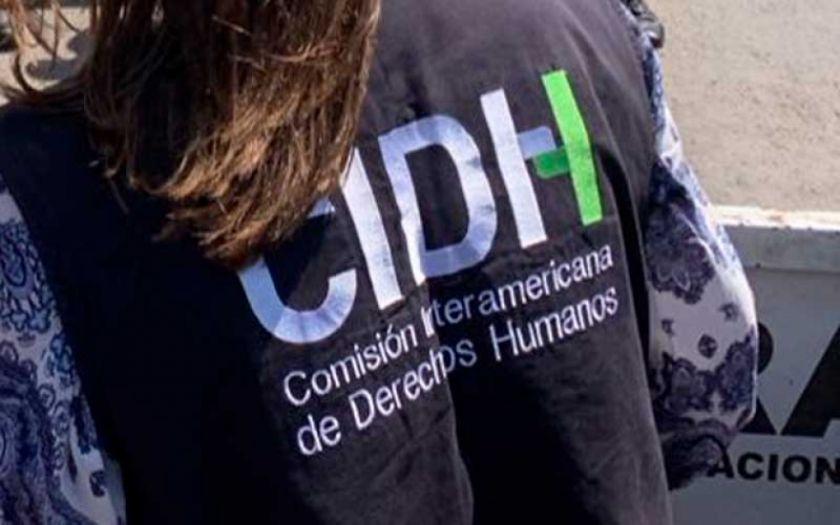 CIDH condena manifestaciones que impiden paso de oxígeno y ambulancias