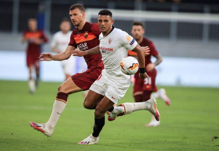 El Sevilla mantiene vivo al fútbol español en la Europa League