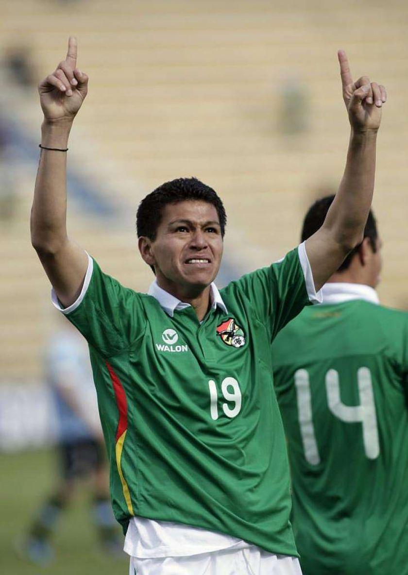 El interminable Carlos Saucedo, entre los llamados a la selección boliviana