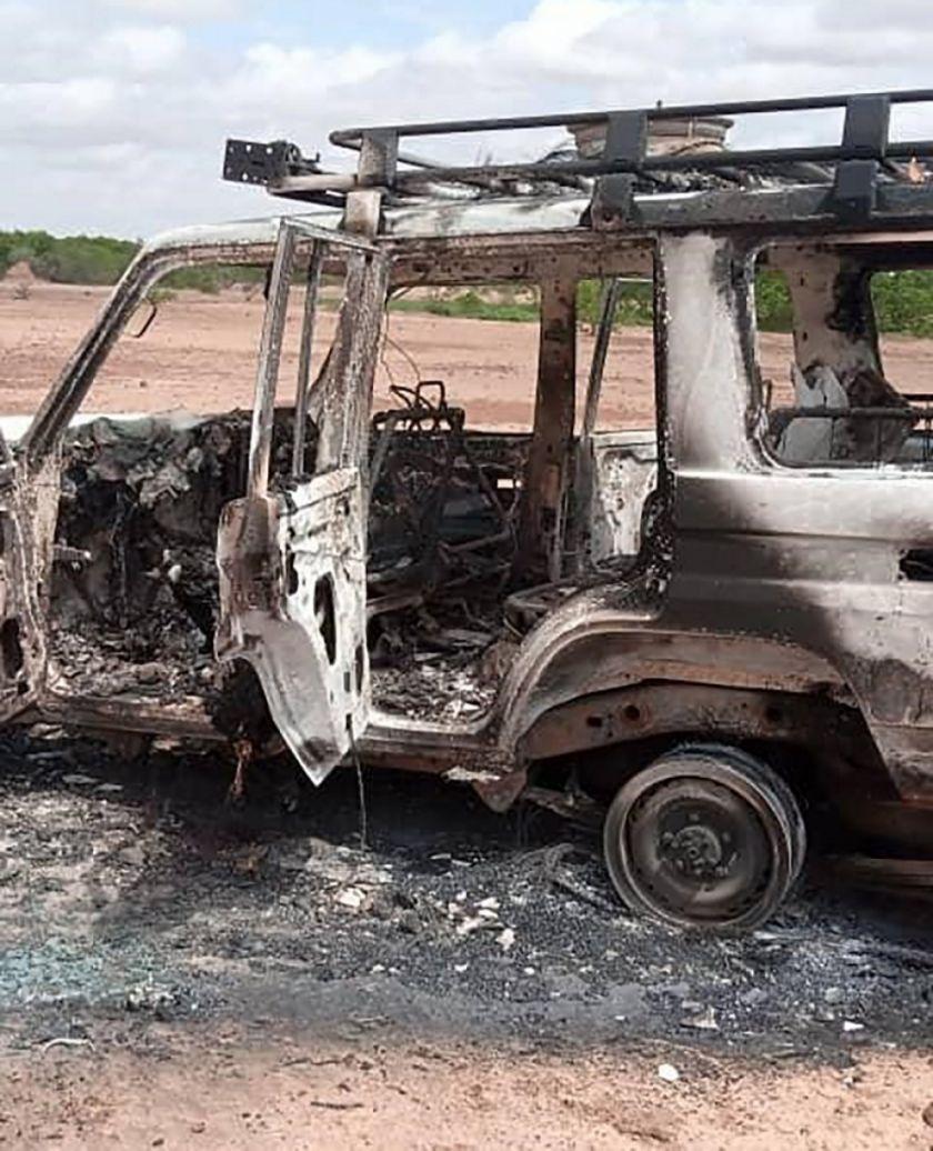 Asesinan a seis turistas franceses y a su chofer y guía en Níger