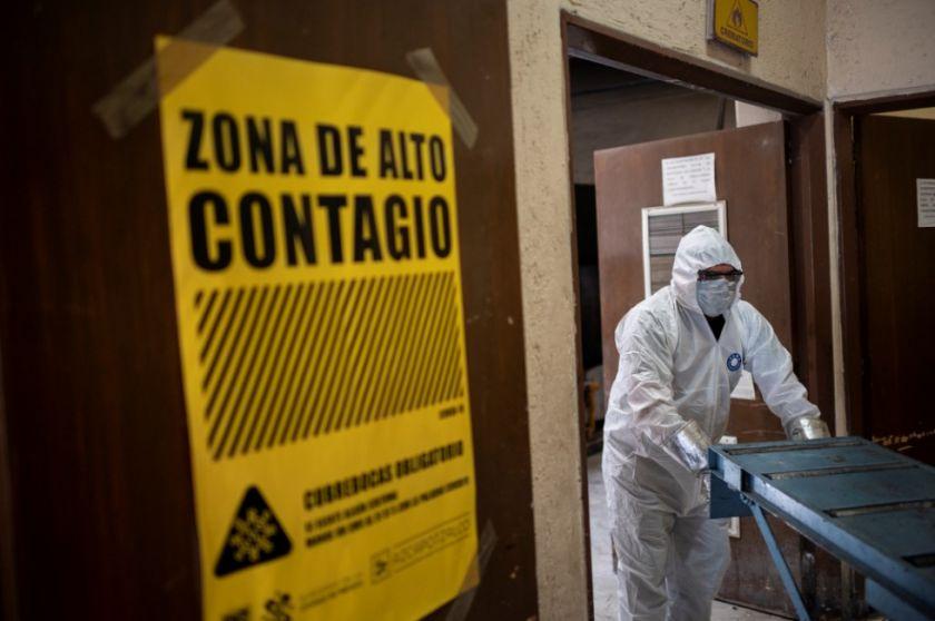 Hay mayores de 100 años que vencieron al coronavirus en México