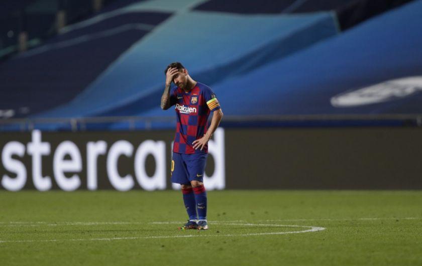 El Barcelona se despide de Europa con una tragedia histórica ante el Bayern