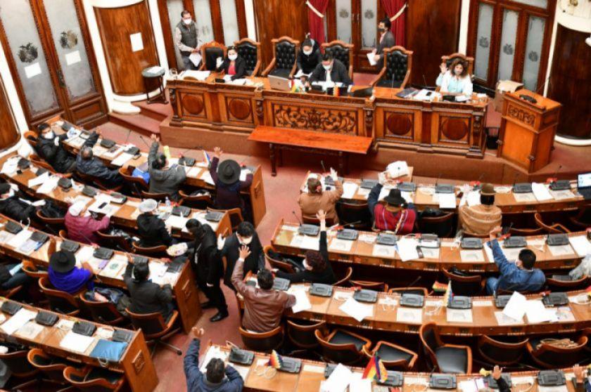 Exhortan al Legislativo a no aprobar leyes de amnistía que vulneren derechos