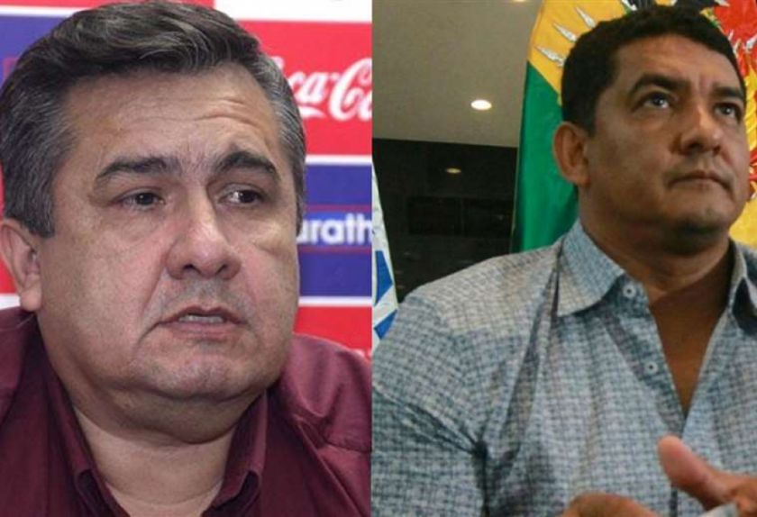 "Saúl Paniagua: ""Si es que se trata de imponer un fallo (de la justicia ordinaria), la Conmebol intervendrá a la FBF"""