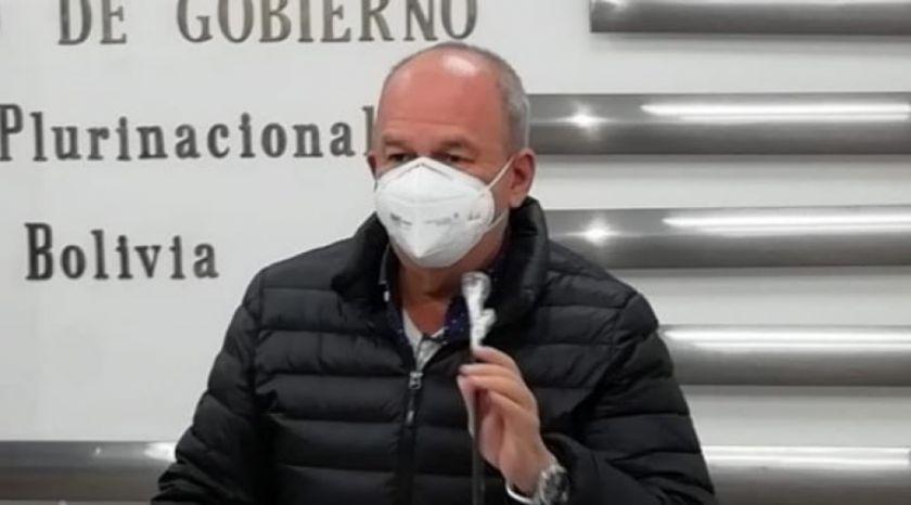 """Ministro Murillo: """"No vamos a volver a las clases presenciales aunque tengamos que ir a la cárcel"""""""