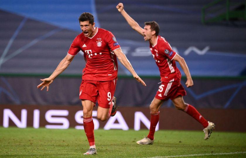 Bayern vence a Lyon y jugará por el título contra el PSG