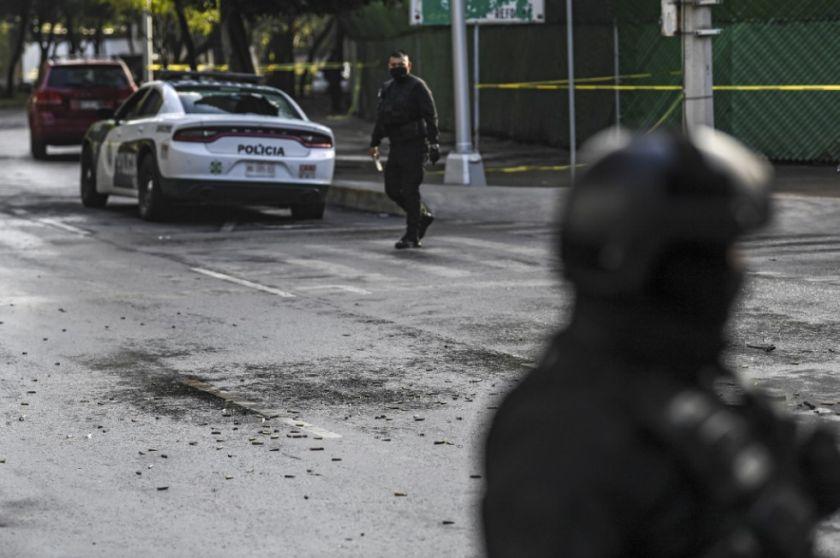 Rescatan a ocho víctimas de secuestro en oeste de Mexico