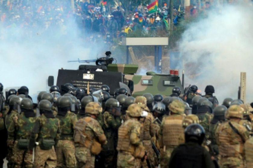 Informe de la ONU sobre bolivia advierte violencia, persecución y graves violaciones de DDHH en 2019