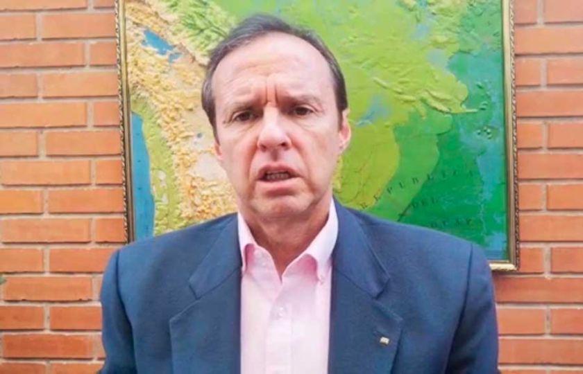 """Tuto pide disculpas a México y Argentina por la """"indecencia"""" de Evo Morales"""