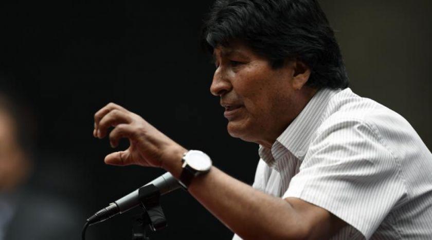"""Evo Morales afirma en su libro que los militares le dijeron que """"no tenían balas"""" para actuar contra el motín policial"""