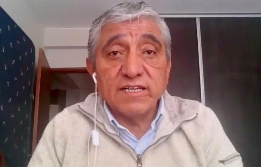 Ministro Arias: Hay jefes que se creen Zeus; es criminal que obliguen trabajar a empleados con Covid