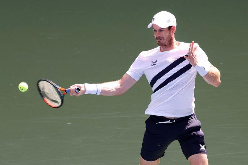 Andy Murray vence a Nishioka en maratónico estreno en Abierto de EE.UU.