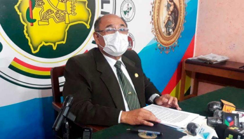 Exministro Cruz revela que Humérez ofrecía apoyo para la campaña de Añez