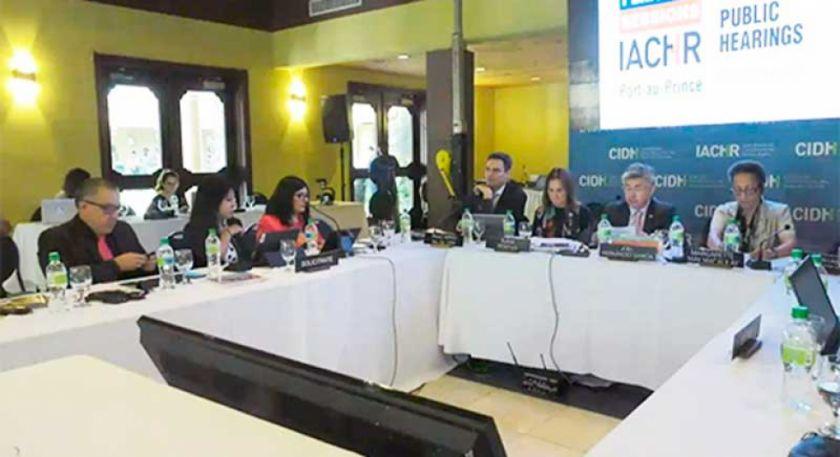 CIDH convoca audiencia sobre Bolivia y la situación de derechos humanos