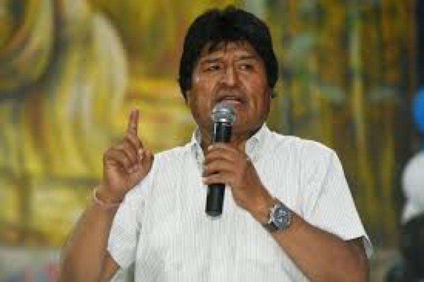 """Evo Morales califica de """"ilegal"""" su inhabilitación como candidato pero dice que la acatará"""