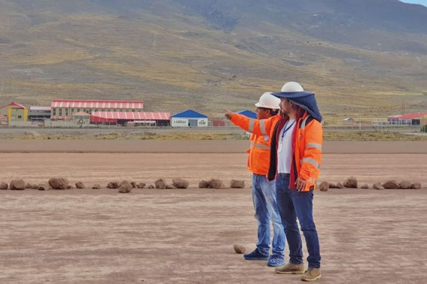Inyectan 41 millones de Bolivianos para el proyecto del aeropuerto