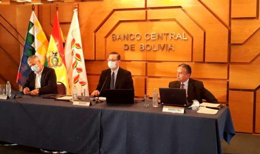 BCB ratifica proyección de  inflación de 1,7% y el -6,2% de decrecimiento económico