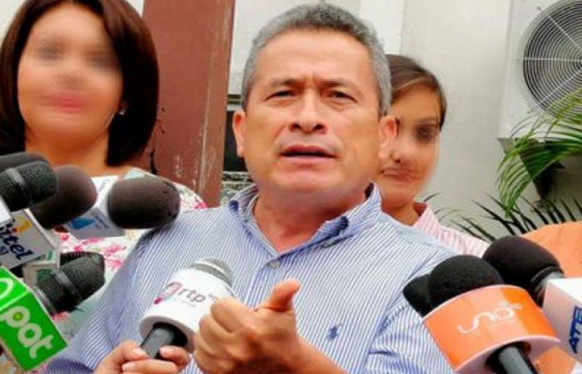 Gustavo Pedraza dice que la campaña recién empieza