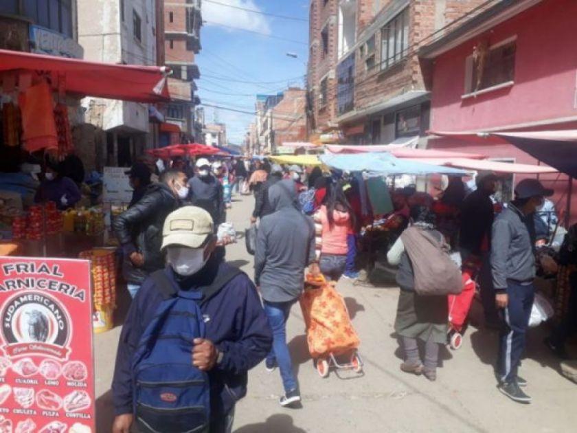 Potosí aún está en pandemia y por ello piden extremar medidas de protección