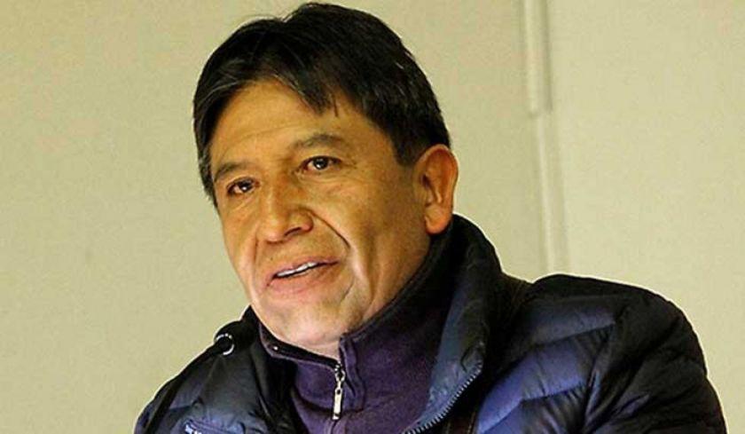 Choquehuanca: Si alguien comete estupro tiene que someterse a la ley