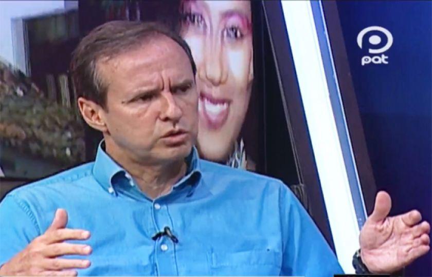 Jorge Quiroga dice que no declinará su candidatura a la presidencia