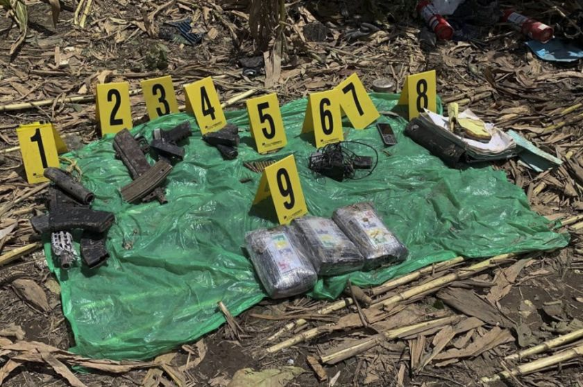 Accidente de avión con droga de Venezuela en Guatemala deja cuatro muertos
