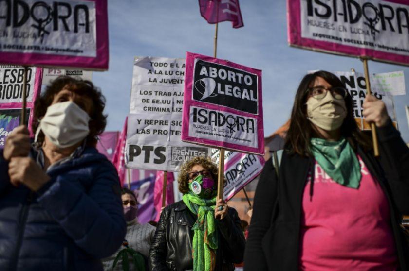 Amnistía Internacional Argentina reclama ley del aborto