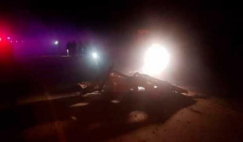 Una cisterna explota en plena carretera en Tarija y reportan un fallecido