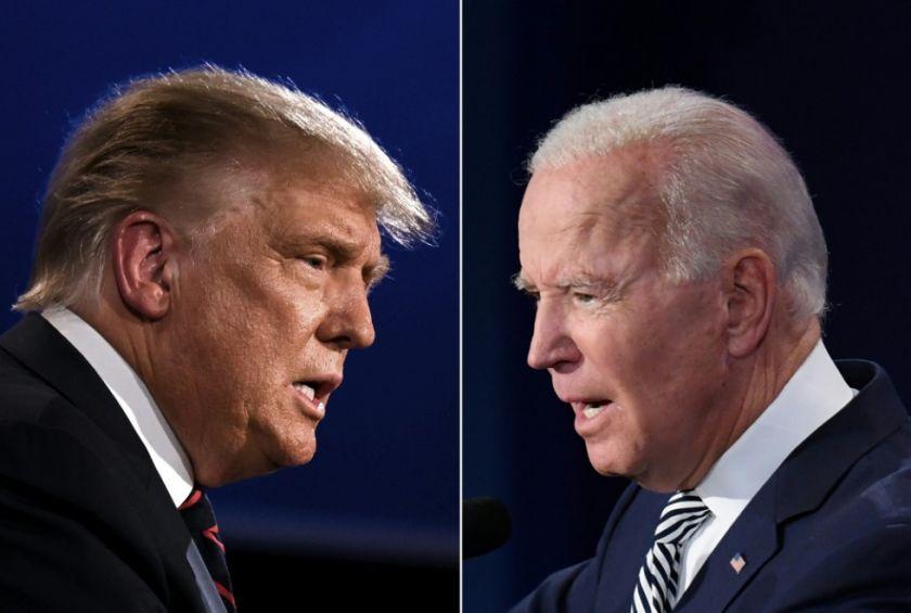 Trump y Biden retoman la campaña en Estados Unidos tras debate televisivo