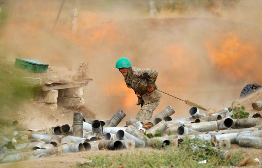 ¿Quiénes son los combatientes extranjeros en Nagorno Karabaj?