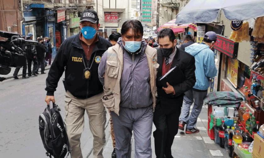 Envían a la cárcel a dirigente de El Alto acusado por el bloqueo a oxígeno