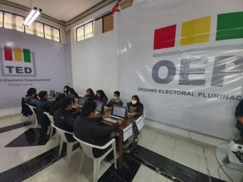Elecciones 2020: Estiman llegar el domingo al 95% del cómputo rápido