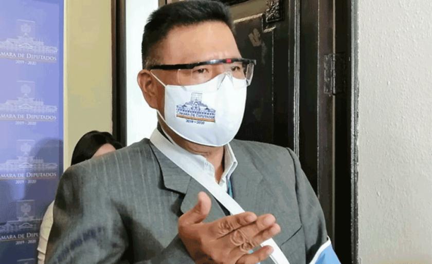 La elección de Defensor del Pueblo será en la próxima legislatura, dice Choque