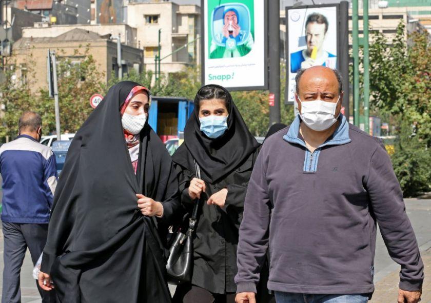 Irán registra más de 30.000 muertos por coronavirus