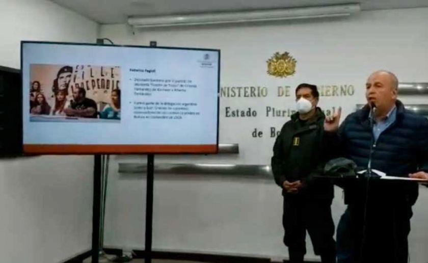 A pedido del TSE y OEA, Gobierno dejó ingresar a diputado argentino Fagioli