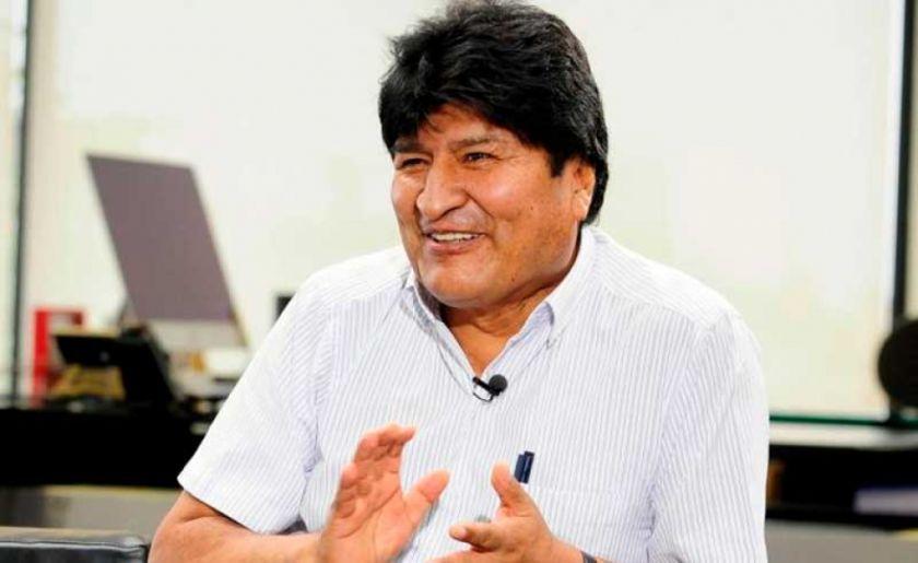 """Ministro Murillo: """"Evo Morales no va a volver a Bolivia ni aunque ganara el MAS"""""""